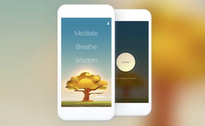 Oak iOS - Meditación