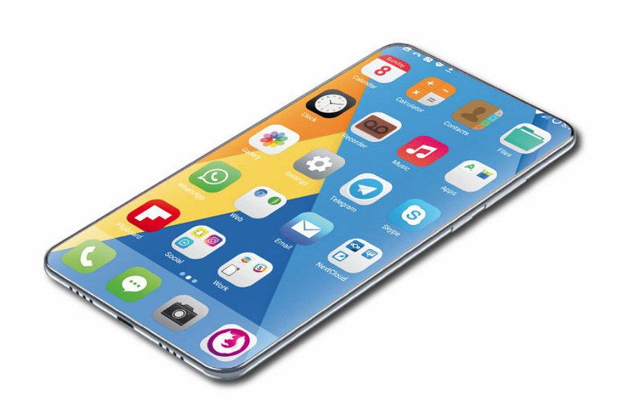 eelo sistema operativo móvil basado en Android