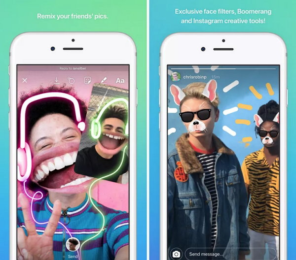 Instagram lanza aplicación de mensajería en 6 países