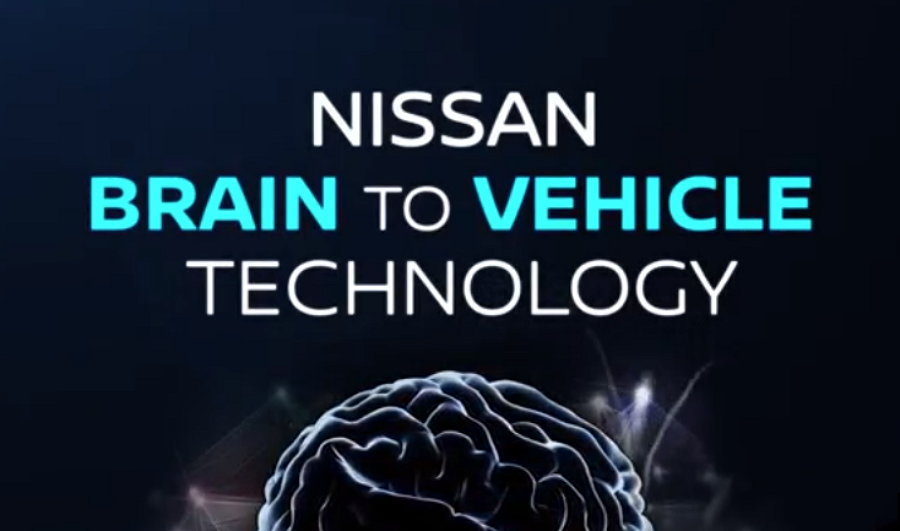 Brain-to-Vehicle - B2V - Nissan Intelligent Mobility