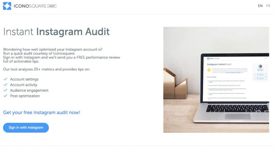 Instant Instagram Audit