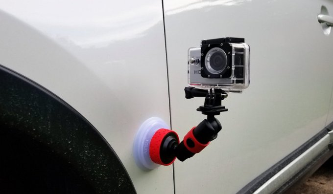 Joby Suction Cup and Arm Blocker