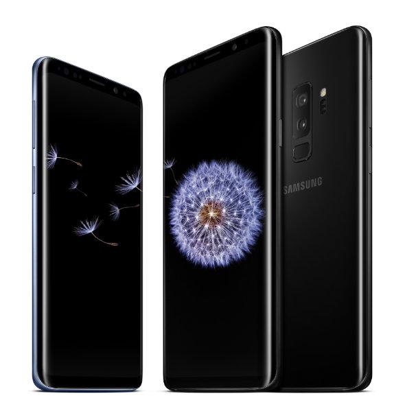 Samsung Galaxy S9 - Samsung Galaxy S9+