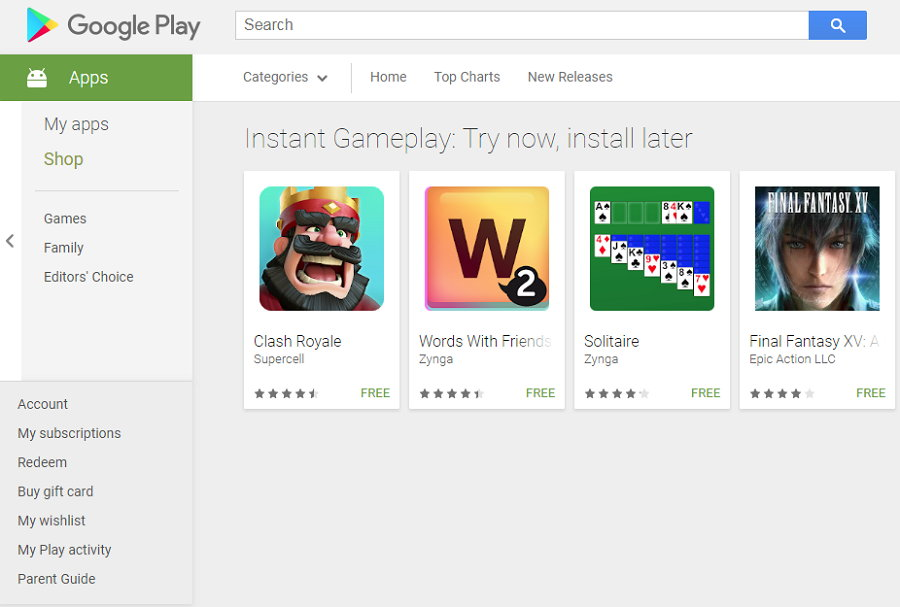 play store pour tablette mpman 700
