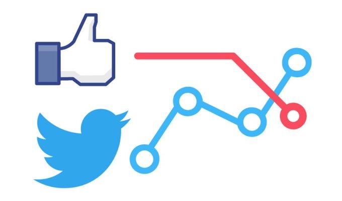Facebook - Twitter - Medios de Información