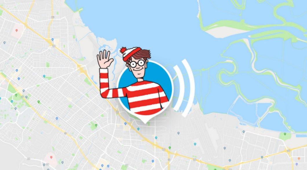 Where is Waldo? - Google Maps