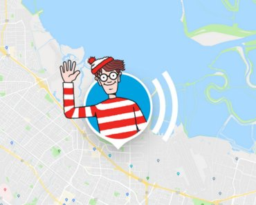 Where is Waldo? - Google Maps