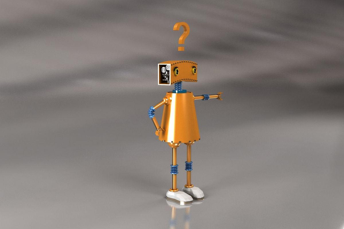 Proyecto VestaUn Trabaja Para Parece Que En El Robot Amazon nNy0Om8wv
