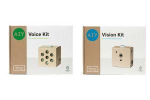 Google AIY Kits