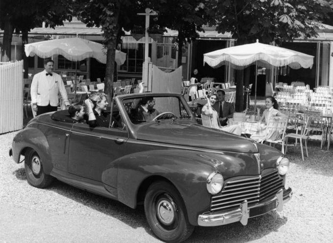 Peugeot 203 Convertible