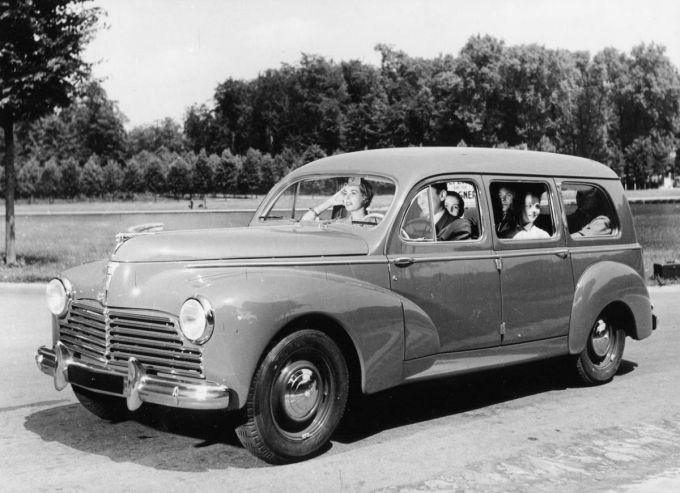 Peugeot 203 Familiar