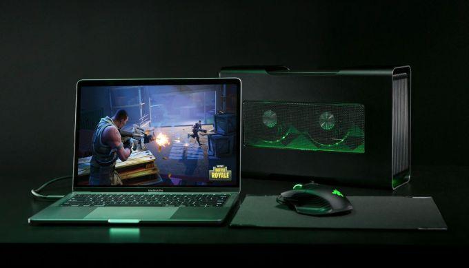 Razer Core X - Gabinete para Tarjetas Gráficas