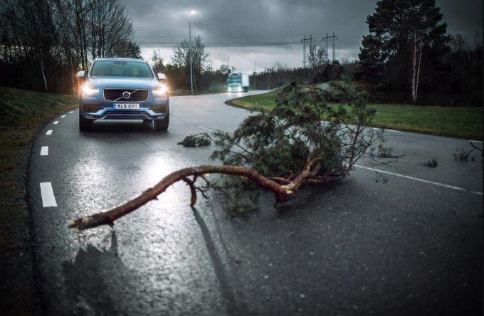 Volvo Cars - Compartir datos de seguridad