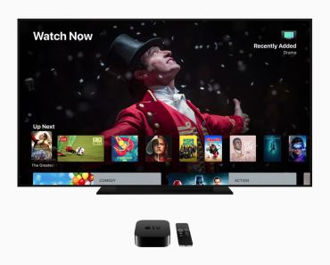 Apple TV 4k - tvOS 12