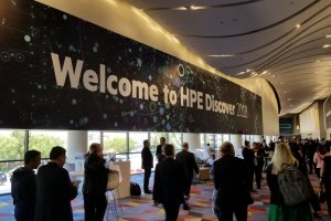 HPE Discover 2018 - Las Vegas