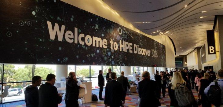 HPE Discover 2018 - Las Vegas