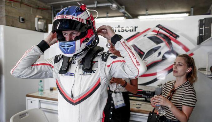 Le Mans - Piloto de Porsche