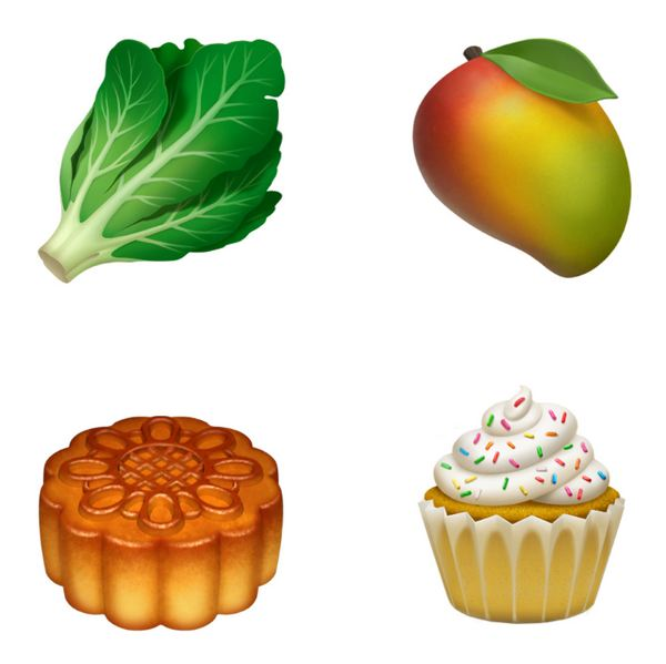 Apple Emoji 2018