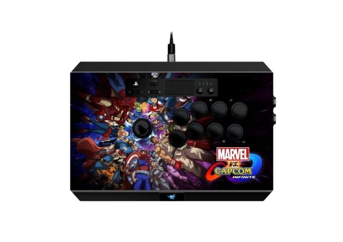 Razer Marvel vs Capcom: Infinite