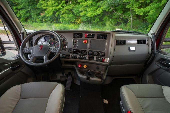 Toyota Class 8 - Modelo Beta - Pila de Combustible