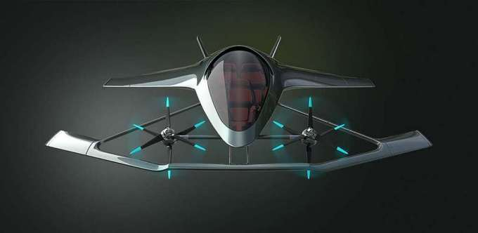 Aston Martin - Volante Vision Concept