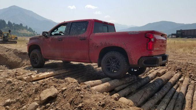 2019 Chevrolet Silverado Trail Boss LT