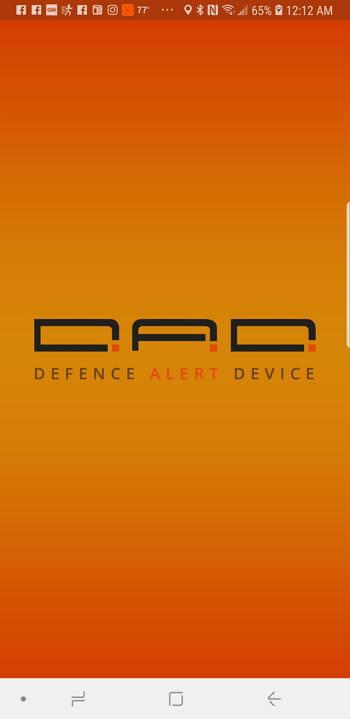 D.A.D. 2 Defense Alert Device