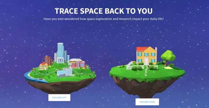 NASA Home & City
