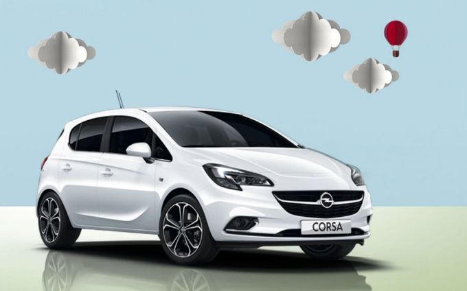 Opel Corsa GLP