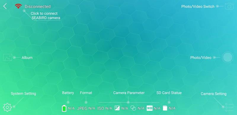 Seabbird 4k App