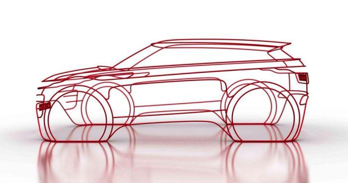 Exposición de esculturas inicia la cuenta atrás para la presentación del nuevo Range Rover Evoque