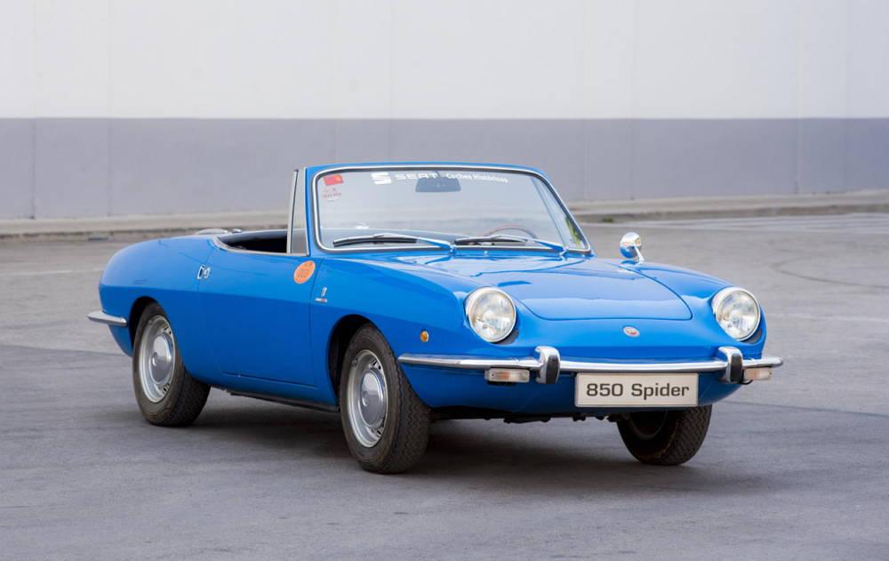 SEAT 850 Spider 1970