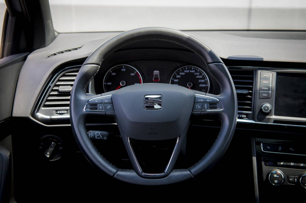 SEAT - Ateca - Volante