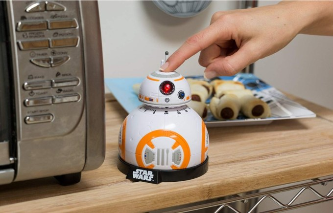 Star Wars - BB-8 - Temporizador