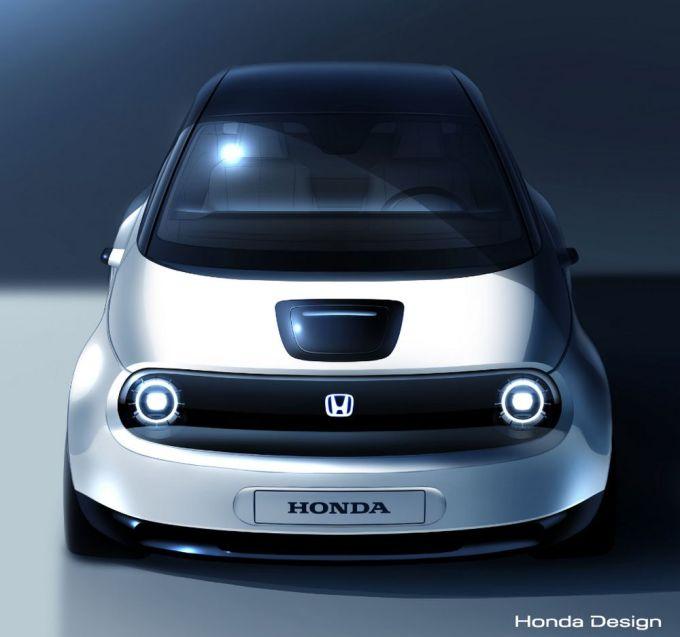 Honda - Versión final Prototipo Vehículo Eléctrico de Baterías