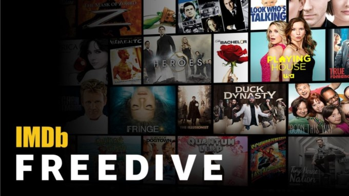Amazon Fire TV - IMDb Freedrive