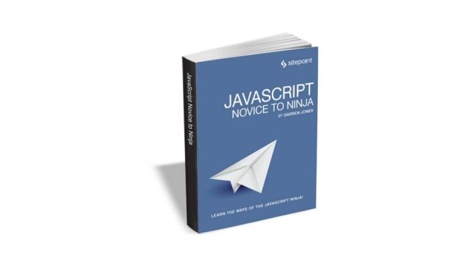 Javascript - Novice to Ninja