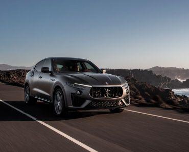 Maserati Levante Vulcano Edición Limitada