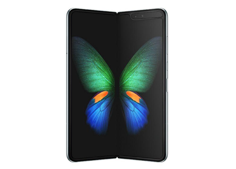 Samsung muestra las especificaciones completas del Galaxy Fold