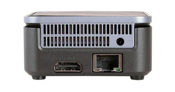 Mini Ordenador ECS LIVA Q2