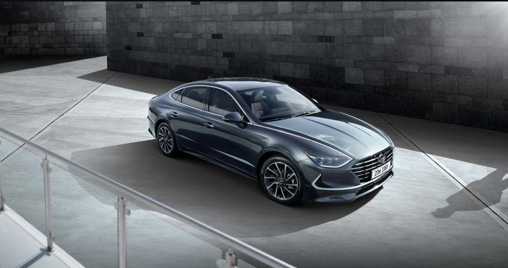 Primeras imágenes del nuevo Hyundai Sonata muestran un aspecto muy deportivo