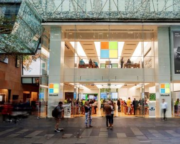 Microsoft Store - Sidney - Australia