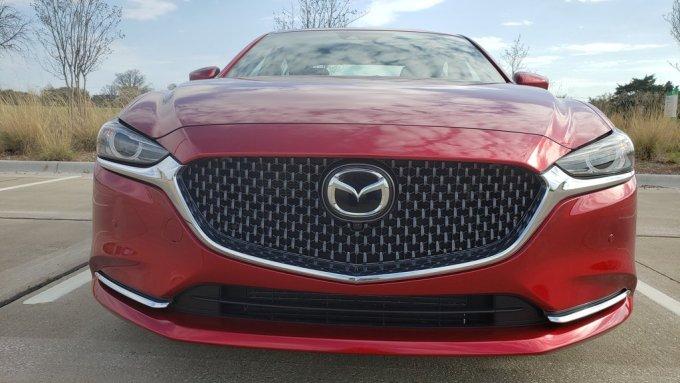 Mazda6 Signature 2018