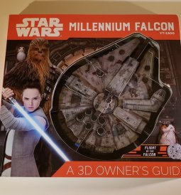 Star Wars Millennium Falcon - A 3D Owner's Guide