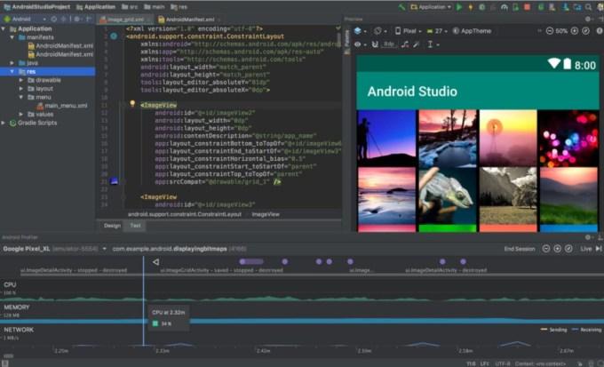 Android Studio 3.4
