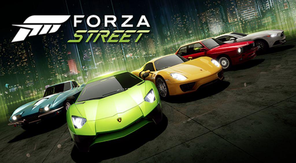 Anuncian el juego gratis Forza Street para Windows 10, Android e iOS