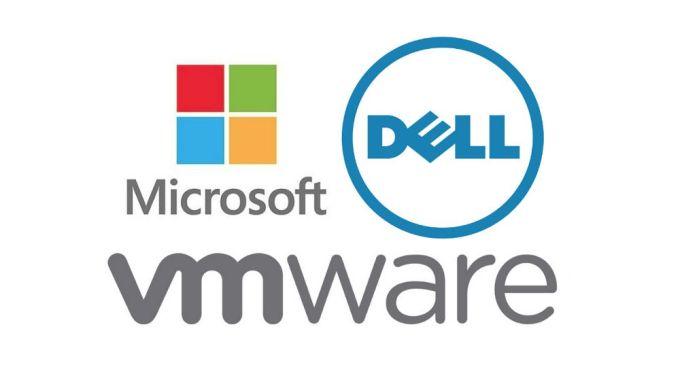 Microsoft - Dell - VMWare