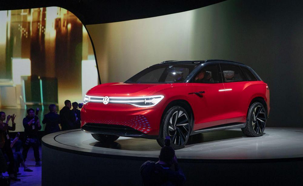 """VolksWagen presenta el SUV ID. Roomzz, """"una sala de estar sobre ruedas"""""""
