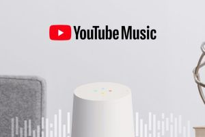 Youtube Music - Google Home