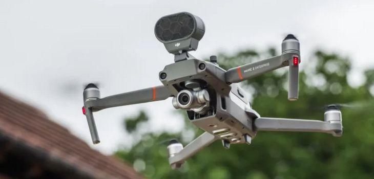 DJI Drone - Airsense